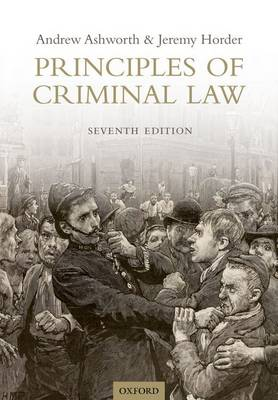 Principles of Criminal Law