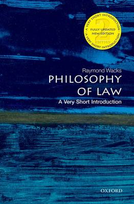 A Philosophy of Law: A Very Short Introduction