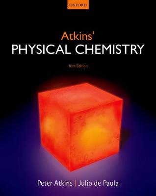 Atkins' Physical Chemistry 10E