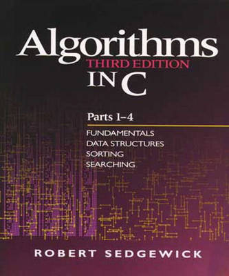Algorithms in C Parts 1 - 4 3rd Edition