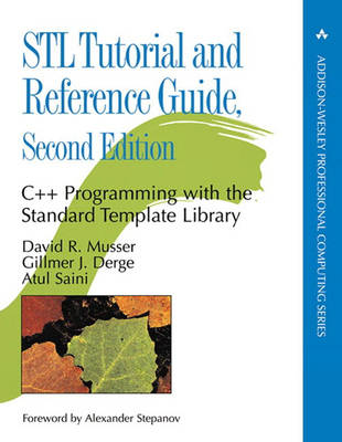The STL Tutorial and Reference Guide: C++ Programming with the Standard Template Library