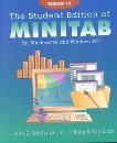 Student Edition of Minitab for Windows 95/NT, Release 12: Student Edition Release 12