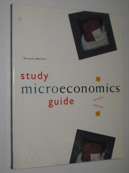 Microeconomics 2e Study Guide