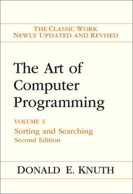 The Art of Computer Programming: Vol. 3: Sorting and Searching