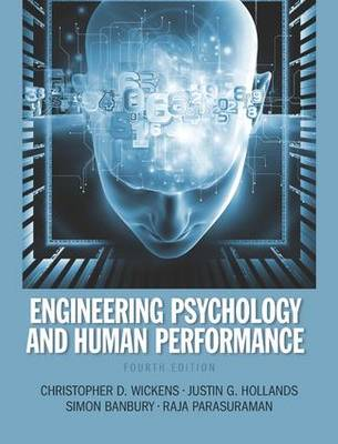 Engineering Psychology & Human Performance: Instructor Review Copy