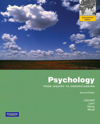 Psychology: From Inquiry to Understanding: International Edition