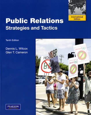 Public Relations: Strategies and Tactics: International Edition