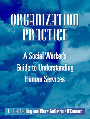 Organization Practice: A Social Worker's Guide to Understanding Human Services