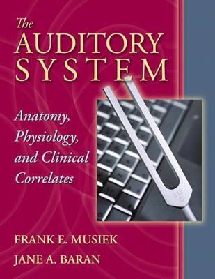 The Auditory System: Anatomy, Physiology and Clinical Correlates