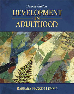 Development in Adulthood