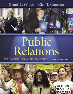 Public Relations: Strategies and Tactics: United States Edition