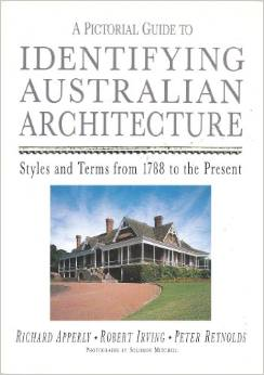 Identifying Australian Architecture Styles and Terms from 1788 to the Present