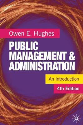 Public Management and Administration: 2012