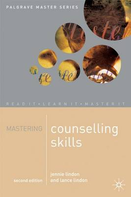 Mastering Counselling Skills