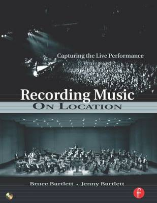 Recording Music on Location: Capturing the Live Performance