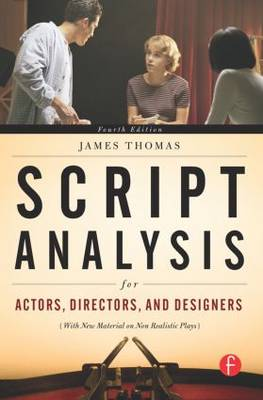 Script Analysis for Actors, Directors, and Designers