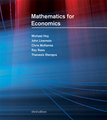 Mathematics for Economics: With Student Solutions Manual & Instructor's Solutions Manual