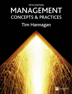 Management: Concepts & Practices