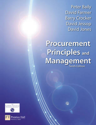 Procurement, Principles and Management