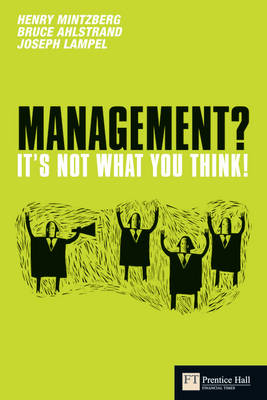 Management - it's Not What You Think