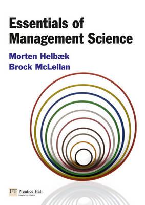 Essentials of Management Science