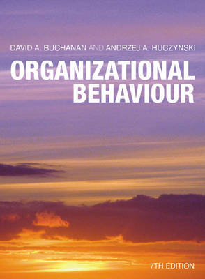 Organizational Behaviour plus Companion Website Access Card