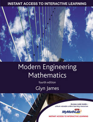 Modern Engineering Mathematics + My Mathlab (with new copies only)