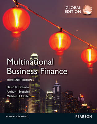 Multinational Business Finance Pearson International Edition Global
