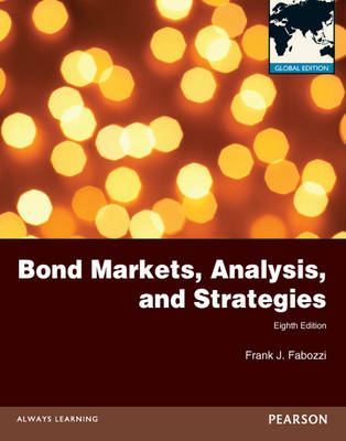 Bond Markets, Analysis and Strategies Global Edition