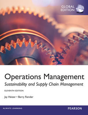 Operations Management, Global Edition