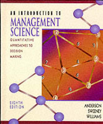 Introduction to Management Science: A Quantitative Approach to Decision Making