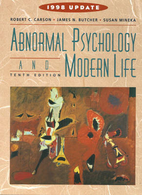 Abnormal Psychology and Modern Life