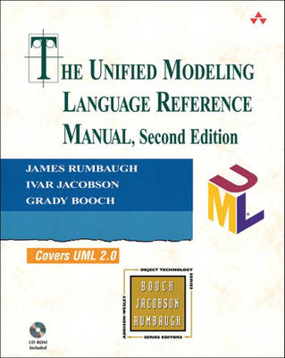 The Unified Modeling Language Reference Manual