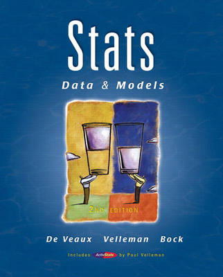 Stats: Data & Models Plus MyStatLab Student Starter Kit