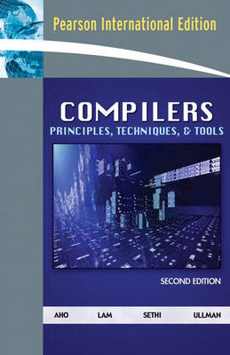 Compilers: Principles, Techniques and Tools