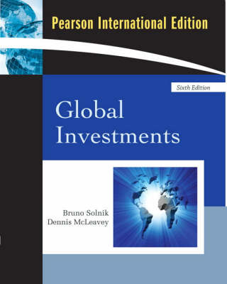 Global Investments: International Edition