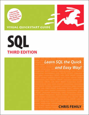 SQL: Visual QuickStart Guide