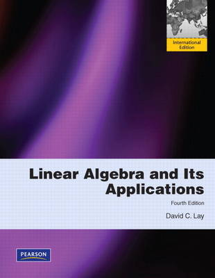 Linear Algebra and Its Applications: International Edition