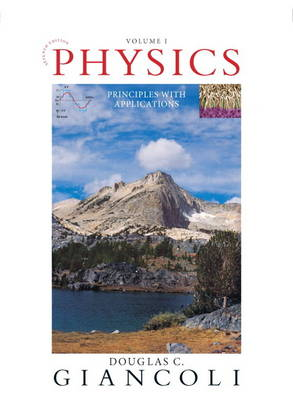 Physics: Principles with Applications Plus Masteringphysics with Etext -- Access Card Package