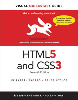 HTML5 & CSS3: Visual QuickStart Guide