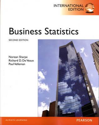 Business Statistics: International Edition