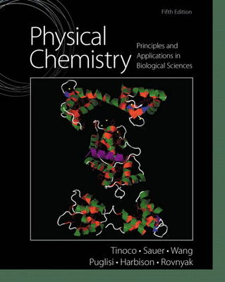 Physical Chemistry: Principles and Applications in Biological Sciences Plus MasteringChemistry with Pearson eText  -- Access Card