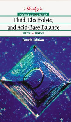Pocket Guide to Fluid, Electrolyte and Acid-base Balance