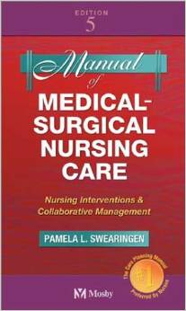 Manual Of Medical Surgical Nursing Care 5ed02