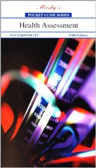 Pocket Guide To Health Assessment 5ed