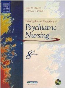 Principles & Practice Of Psychiatric Nursing 8ed04