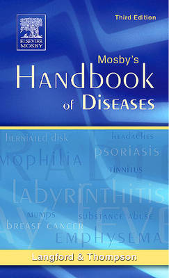 Mosbys Handbook Of Diseases 3ed