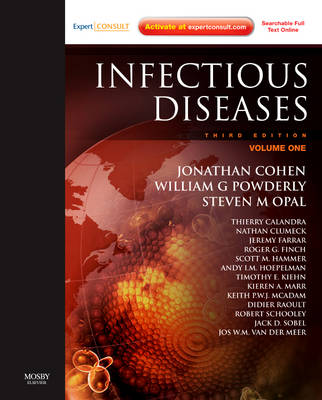 Infectious Diseases: v. 1-2: Infectious Diseases Expert Consult