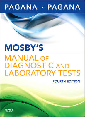 Mosby's Manual Diagnostic & Laboratory Tests