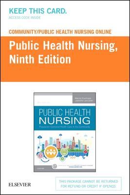Community/Public Health Nursing Online for Stanhope and Lancaster, Public Health Nursing (Access Card)
